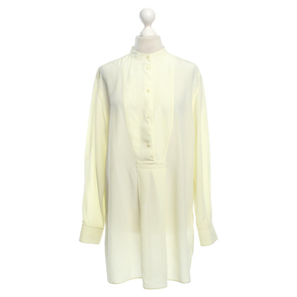 Escada Blouse in pastel yellow