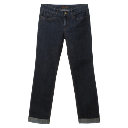 Loro Piana Jeans in dark blue