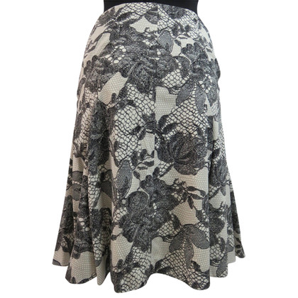 Karen Millen An airy silk skirt