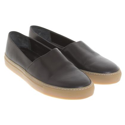 Dries van Noten Pantofola in Black