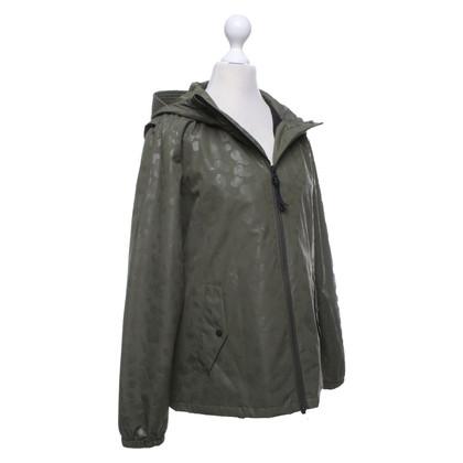 Woolrich Veste de pluie avec capuche