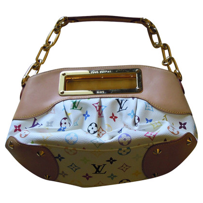 "Louis Vuitton ""Judy PM Monogram Multicolore Canvas"""