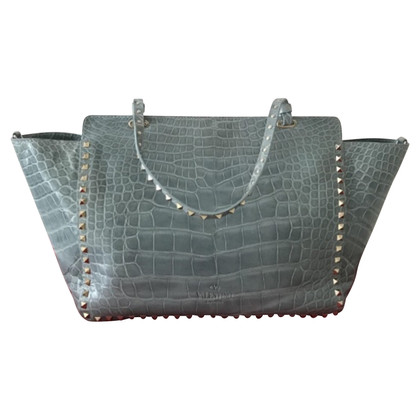 "Valentino ""Rockstud Tote Bag"""
