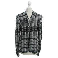 Giorgio Armani Cardigan in black / blue