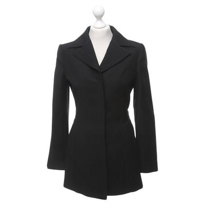 Dolce & Gabbana Blazer-Jacke in Schwarz