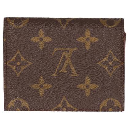 Louis Vuitton Porta biglietti da visita da Monogram Canvas