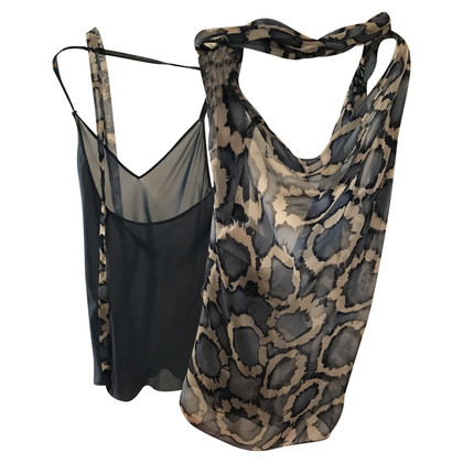 Christian Dior camicetta di seta