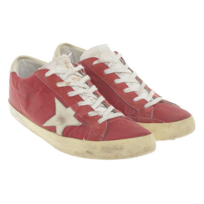 Golden Goose Sneakers im Used-Look
