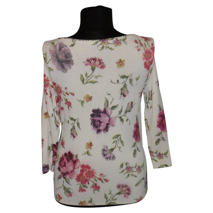 Marc Cain Sweaters with floral print