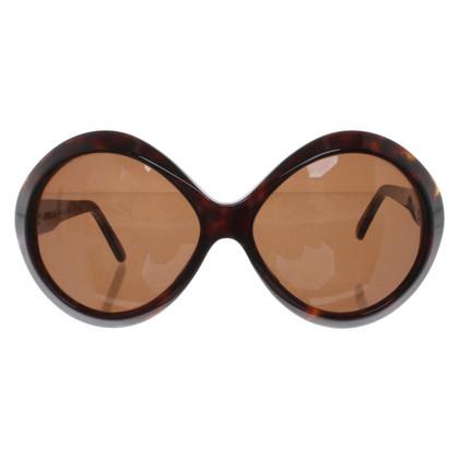 Paule Ka Tortoiseshell sunglasses
