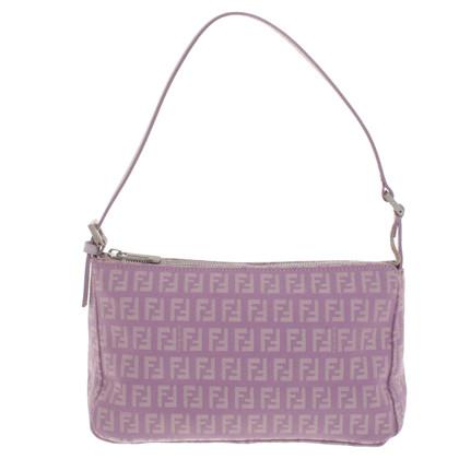 Fendi Handtasche in Violett
