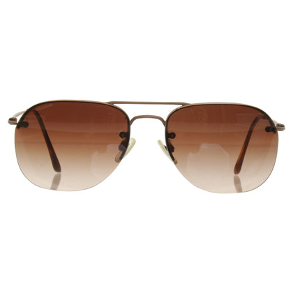 Giorgio Armani Sonnenbrille in Braun