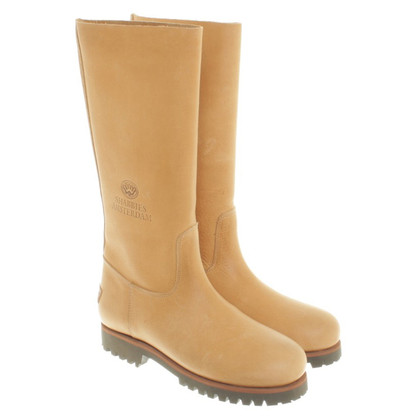 Other Designer Shabbies Amsterdam - boot in brown leather