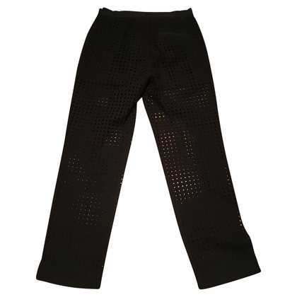Pinko trousers with perforation