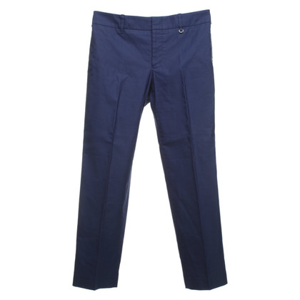 Gucci trousers in blue