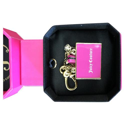 1f81caf9258b Juicy Couture Pendant in Fuchsia - Second Hand Juicy Couture Pendant ...