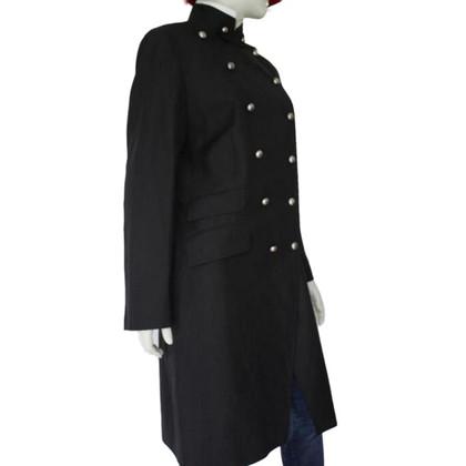 Pauw Cappotto di seta/lino
