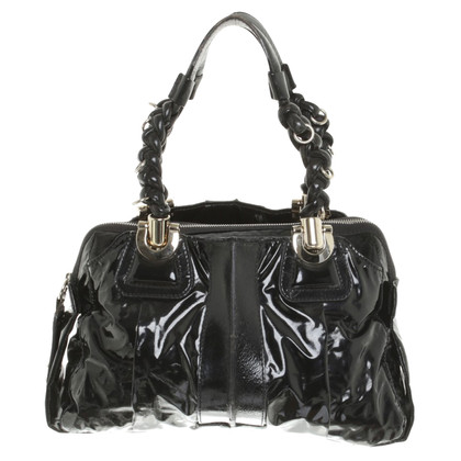 Chloé Handbag in a lacquer look