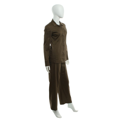Jil Sander Suit in khaki
