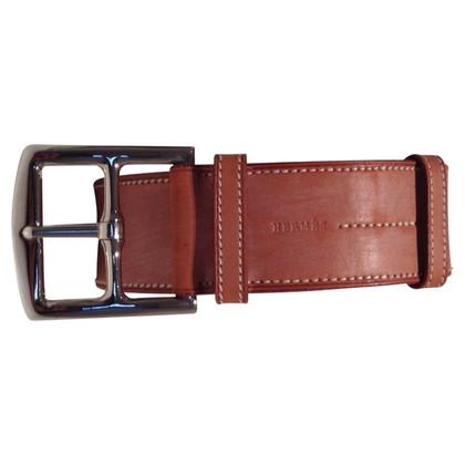"Hermès Belt ""Étrivière"""