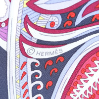 Hermès Carré with pattern