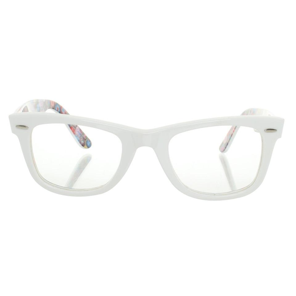 Ray Ban Bicchieri in bianco