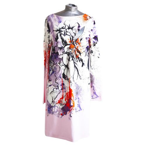 79dee28f91fd Roberto Cavalli Kleid aus Viskose - Second Hand Roberto Cavalli ...