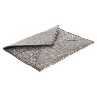 Louis Vuitton clutch in envelopes look