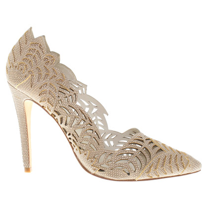Alice + Olivia pumps Beige