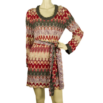 Missoni Robe en multicolore