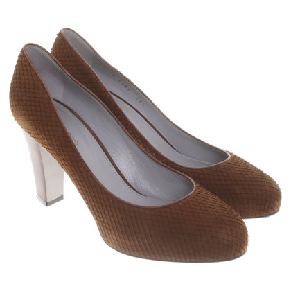 Sergio Rossi pumps in brown