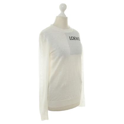 Loewe Sweater print