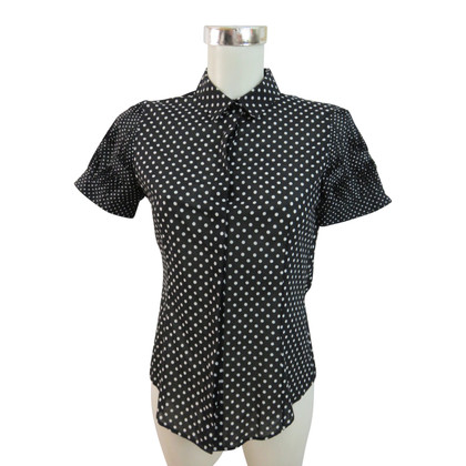 Akris Blouse with polka dots