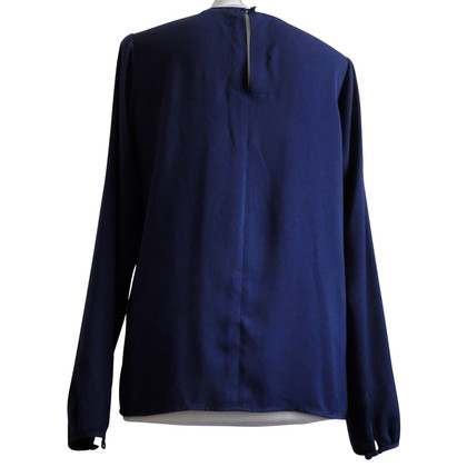 Sonia Rykiel Long sleeve blouse in blue