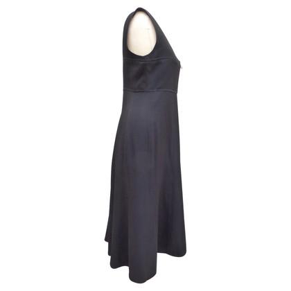 Chanel maxi vestito con gonna svasata