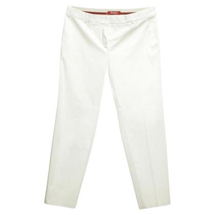 Max Mara Pantaloni in bianco