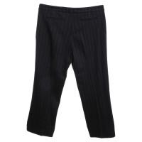 Odeeh Pantaloni con gessati