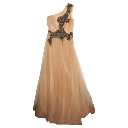 Escada Een schouder Evening Dress
