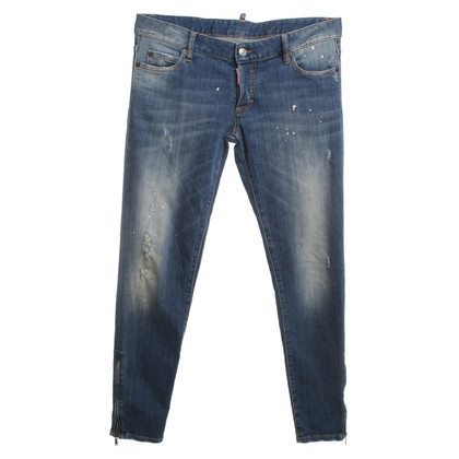 Dsquared2 Jeans in destroyed look