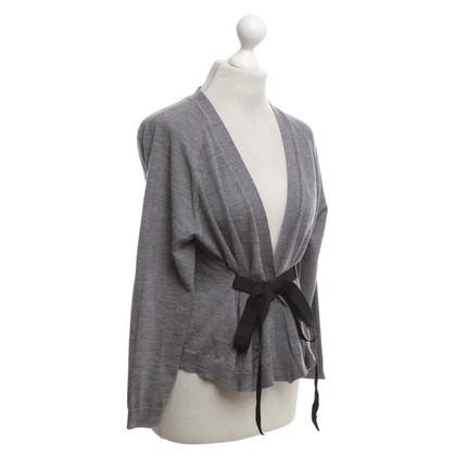 Semi Couture Strickjacke in Grau