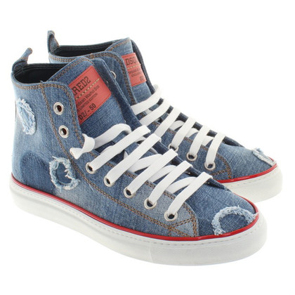 Dsquared2 Sneakers in blu