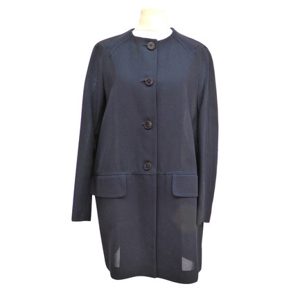 Vanessa Bruno Short coat with deep yoke