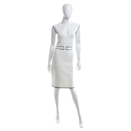 Carolina Herrera Dress in creamy white