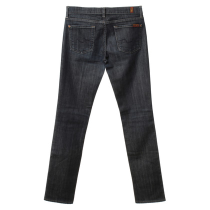 7 For All Mankind Lichte wash jeans