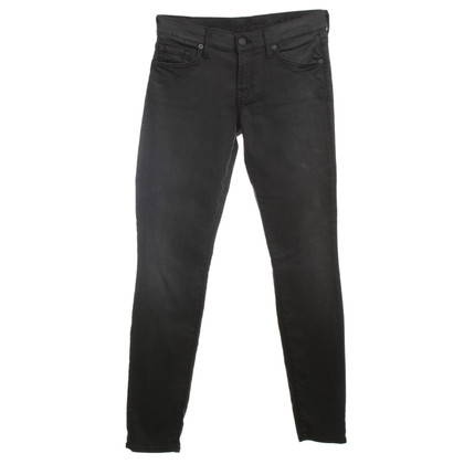 7 For All Mankind Jeans in Anthrazit