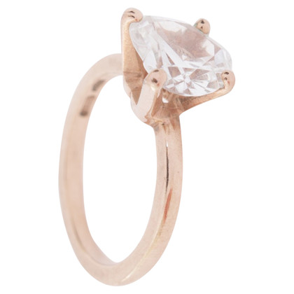 "Other Designer DoDo - rose-colored ring ""Amore"""