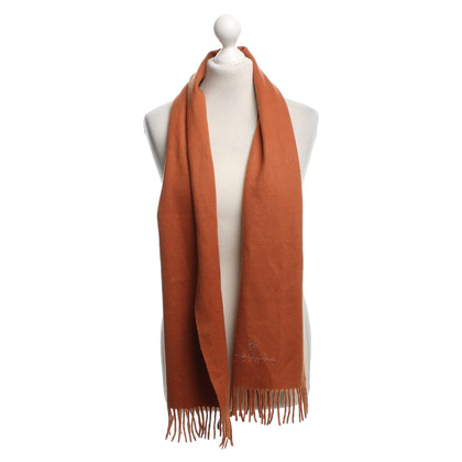 Givenchy Cashmere scarf in brown