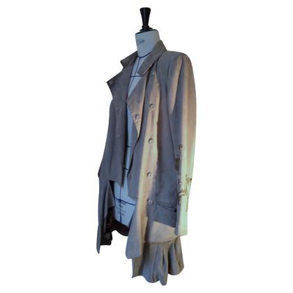 Christian Lacroix Coat Suede