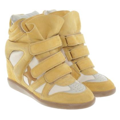 Isabel Marant Sneaker aus Wildleder