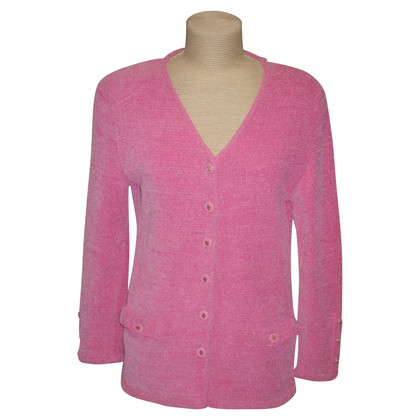 Antonia Zander Cardigan in rosa